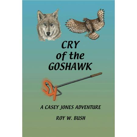 Cry of the Goshawk: A Casey Jones Adventure - eBook (Casey Jones Mask)