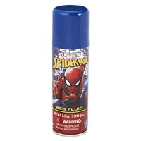 Marvel Spider-Man Web Fluid Refill (Blue) , for Ages 5 and Up