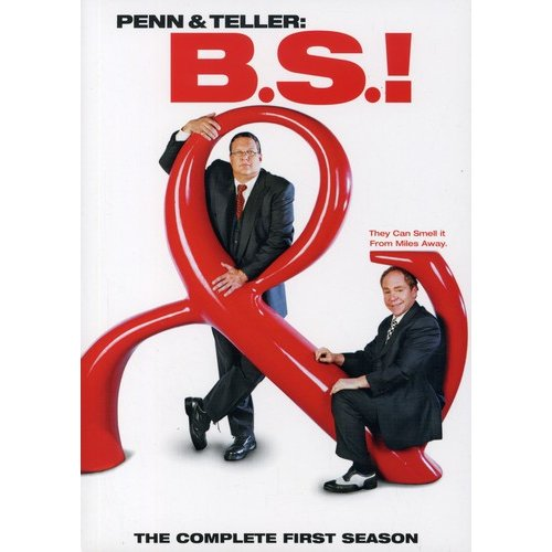 Penn & Teller: B.S.! - The Complete First Season
