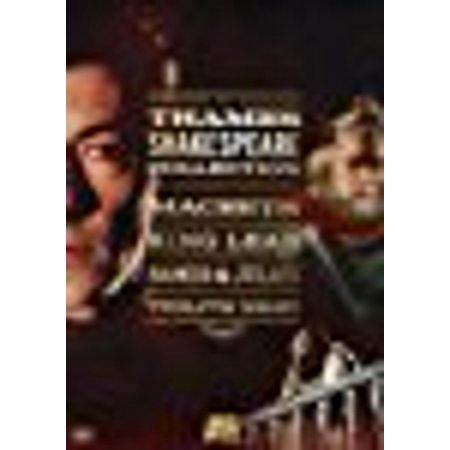The Thames Shakespeare Collection (Macbeth / King Lear / Romeo & Juliet / Twelfth Night) (Night's King)