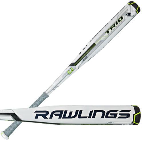 2016 Rawlings TRIO BBCOR Baseball Bat 32in   29oz by Rawlings