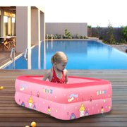 Kiddie Inflatable Swimming Pool Summer Party Family Water Play Center Multi-Layer Outdoor Summer Toy for Kids Adult