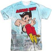 Astro Boy City Boy Mens Sublimation Shirt