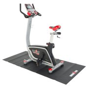 Ironman X-Class 310 Upright Bike with Accessories and Mat