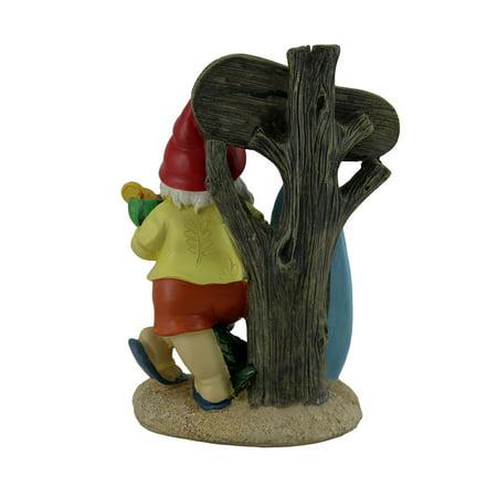 It's 5 O'clock Somewhere Tropical Beach Bum Gnome Statue - image 1 de 3