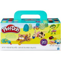 2-Pack Play-Doh Super Color 20 Pack