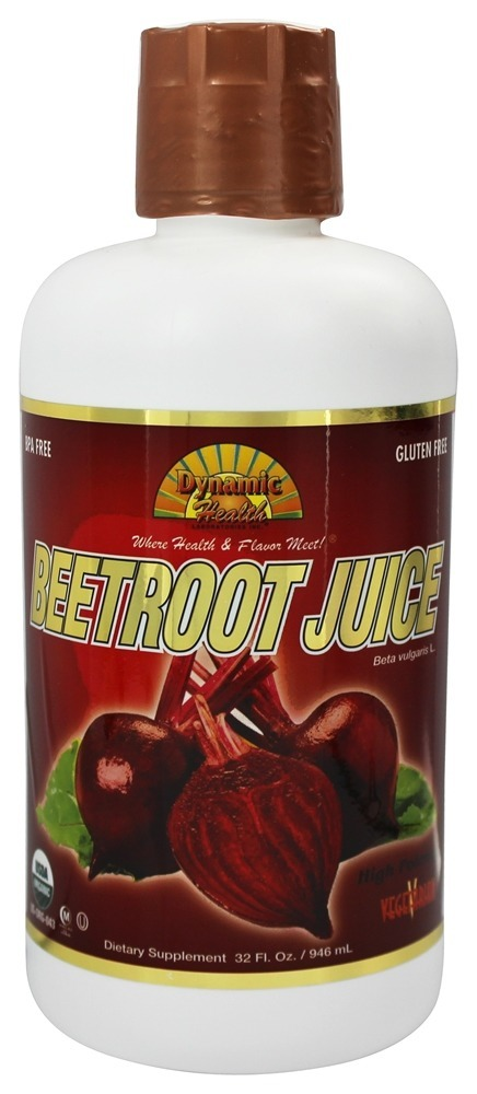 Dynamic Health Beetroot Juice 32 fl oz by Generic
