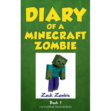 Diary of a Minecraft Zombie Book 1: A Scare of a Dare (Paperback) (Zombie Halloween Book)