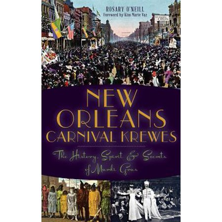 New Orleans Carnival Krewes - School Carnival Ideas