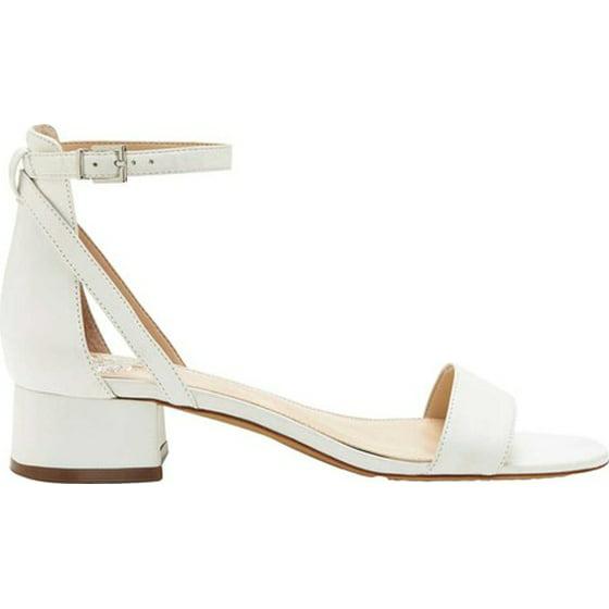 9c273e128 Vince Camuto - Vince Camuto Womens Shetana Leather Open Toe Formal  Espadrille Sandals - Walmart.com