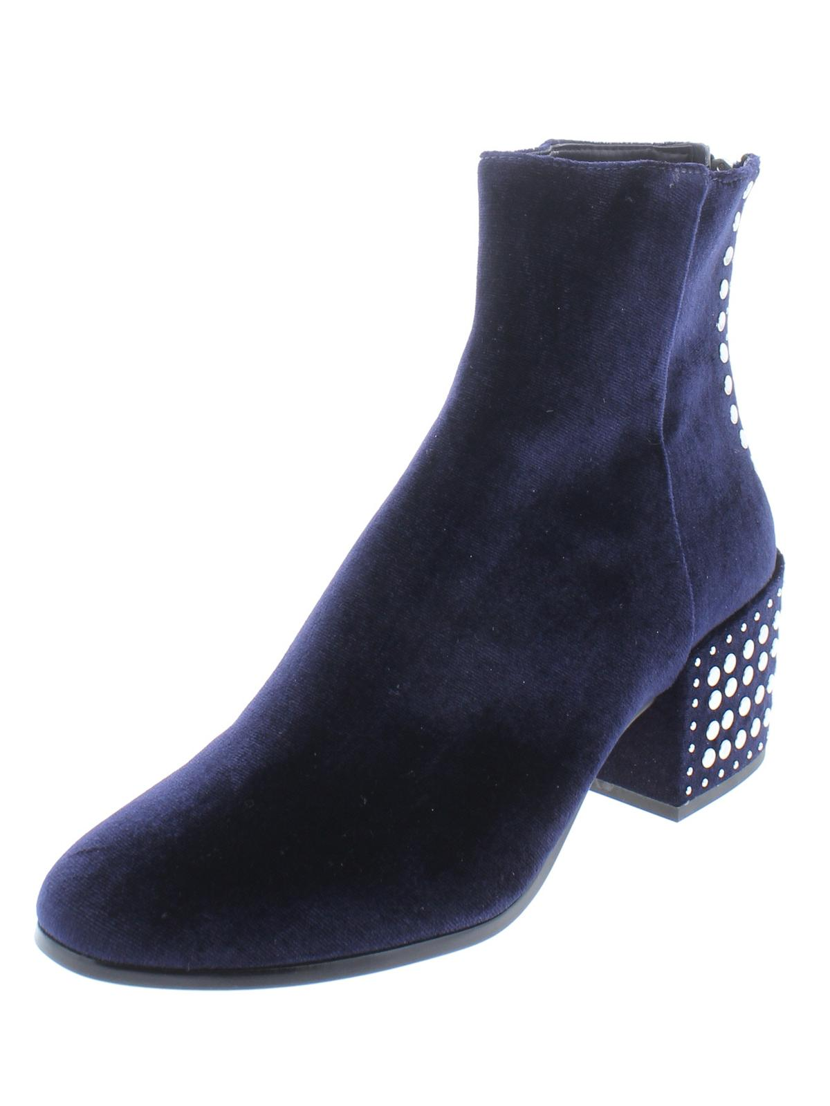 Dolce Vita Womens Mazey Solid Ankle Booties