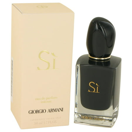 Giorgio Armani Armani Si Intense Eau De Parfum Spray for Women 1.7 oz