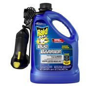 Raid Max Bug Barrier Trigger Starter Kit, 128 oz, 1 Gallon