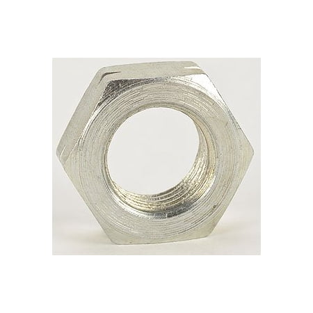 QA1 Precision Products, Inc JNL8S QAPJNL8S NUT JAM STL 1/2-20LH 3/4 HEX
