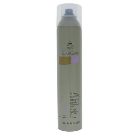 Beautiful Oil Sheen Spray - Avlon KeraCare Oil Sheen With Humidity Block - 10 oz Hair Spray