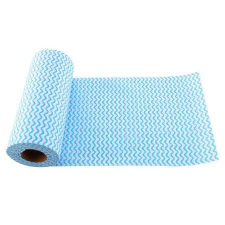 LYUMO 50pcs Disposable Non-stick Oil Non-woven Fabric Duster Dish Cloth  Hand Towel for Kitchen,Dish Cloths, Kitchen Cloths
