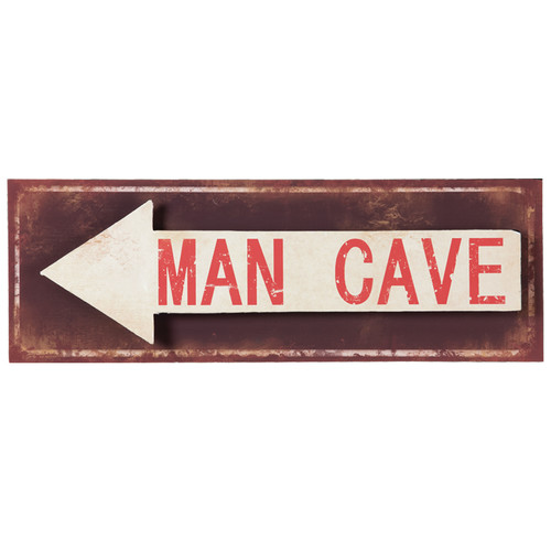 RAM Game Room Man Cave Arrow Wall D cor