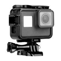 YLSHRF TELESIN Vertical Protection Frame Case for GoPro Hero5/6/7 Standard Portable Plastic Case, Camera Protector,Camera Cover