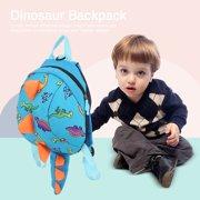 Herwey Dinosaur Backpack Kids Children Toddler Bag Cartoon Backpack for Preschool Boys Girls,Dinosaur Backpack, Children Toddler Bag