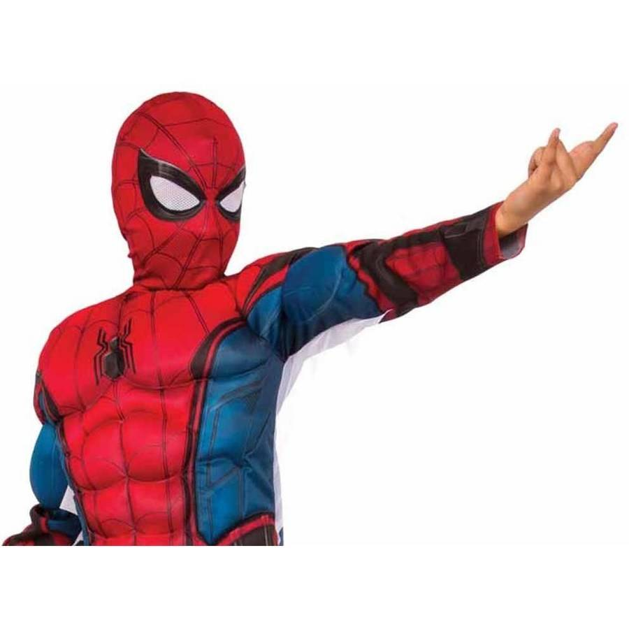Spider-Man Child's Lenticular Mask, One Size Fits Most