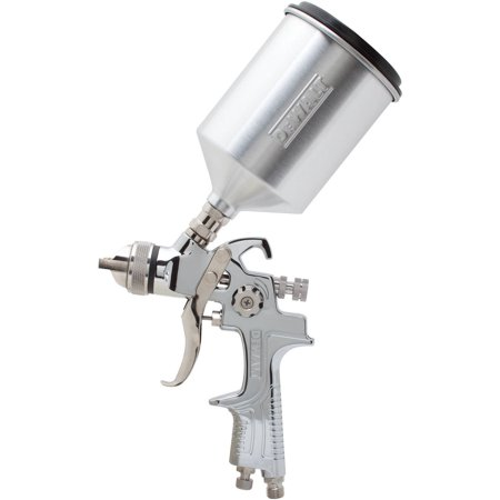 GRAVITY FEED SPRAY GUN HVLP - DEWALT