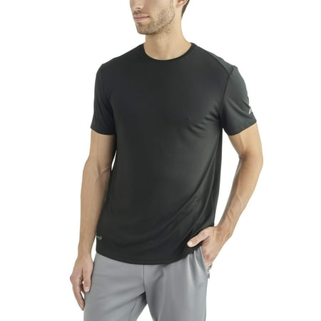Russell Mens Core Performance Short Sleeve Tee (uv swim shirts for men)
