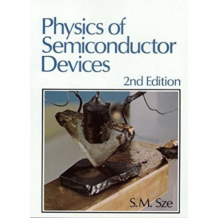 Physics Of Semiconductor Devices By Simon Sze