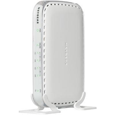NETGEAR CMD31T - Cable modem - external - Gigabit Ethernet - 150 Mbps (CMD31T-100NAS)