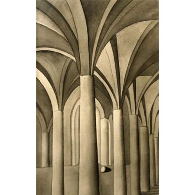 Columns & Eggs 1 of 5 Poster Print by Kay Sage, 24 x 36 - Large - image 1 of 1