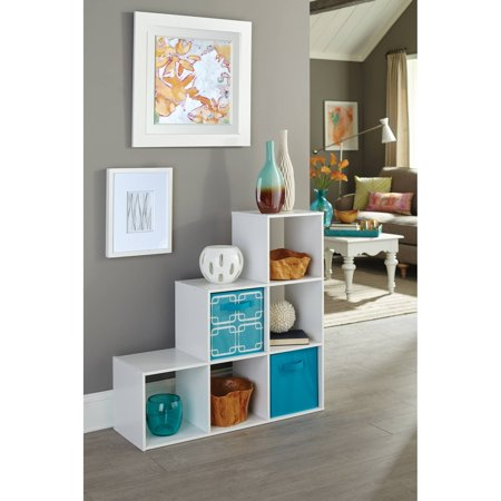 Closetmaid 3 2 1 Cube Organizer White Best Bookcases Bookshelves
