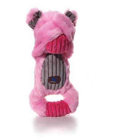 Charming Peek A Boo's Pig Dog Toy, Medium, Pink - Dog Giraffe