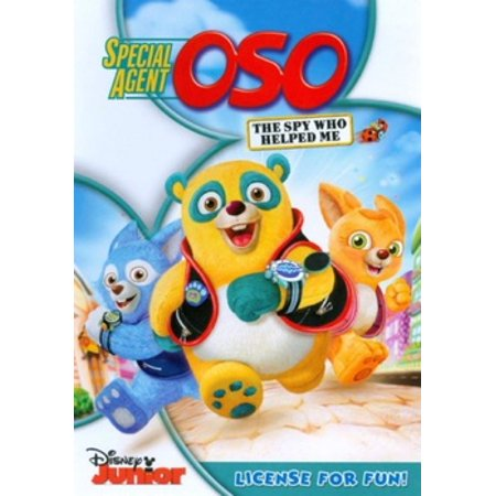 SPECIAL AGENT OSO (DVD/WS) (DVD) - Special Agent Costume