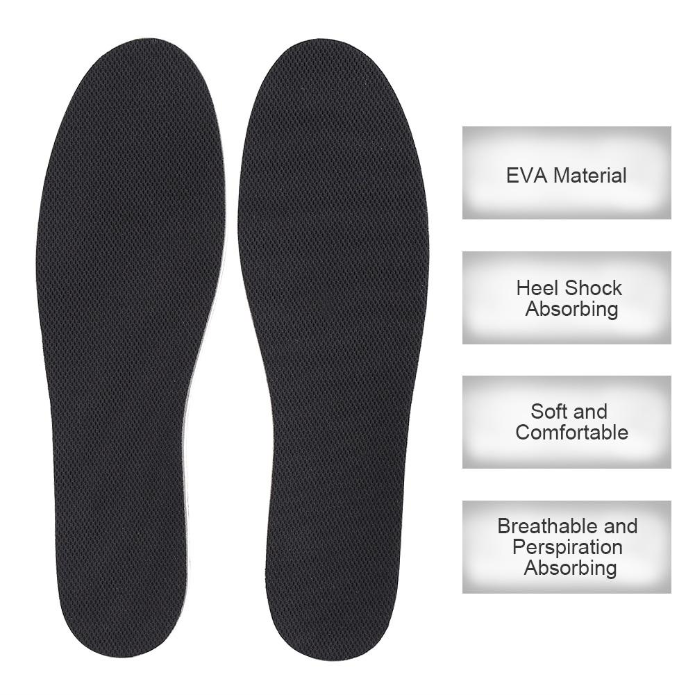 Higher Boy//Girl Insole Heel Lifter Shoe Pad For Height And Confidence Increasing