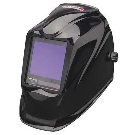 Welding Helmet, Black, 3350 Series LINCOLN ELECTRIC K3034-3