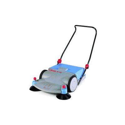 KranzleUSA Sweeper 2+2 Push Sweeper, 31-1/2