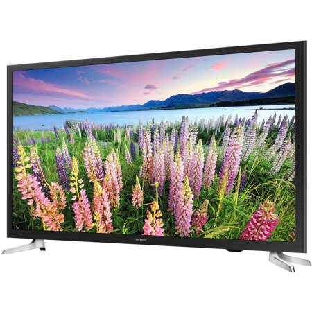 Refurbished Samsung Un32j5205 32  1080P 60Hz Led Hdtv
