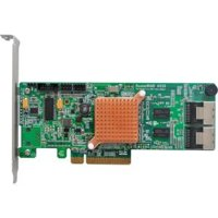 8PORT PCIE2 X8 H/W RAID HBA H/W RAID 0 1 5 6 10 50 JBOD