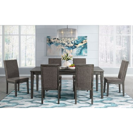 Picket House Furnishings Austin 7PC Dining Set-Table & Six Chairs