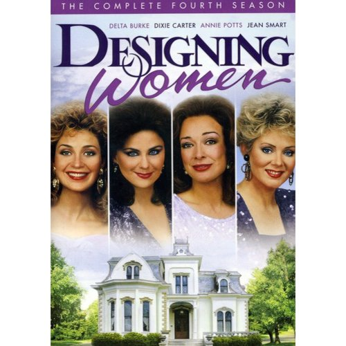 Designing Women: The Complete Fourth Season (Full Frame)