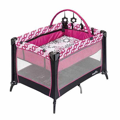 Evenflo Portable BabySuite Playard, Carolina