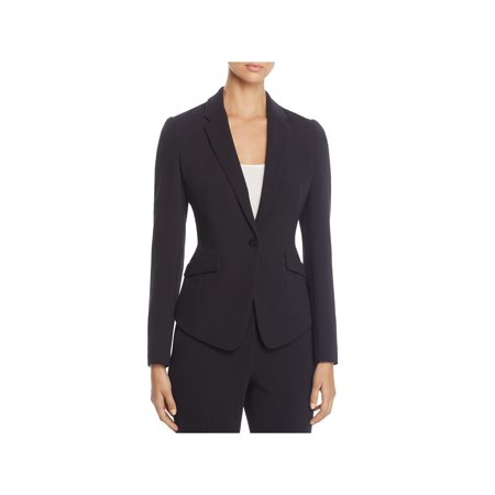 BOSS Hugo Boss Womens Jalania Business Office One-Button Blazer