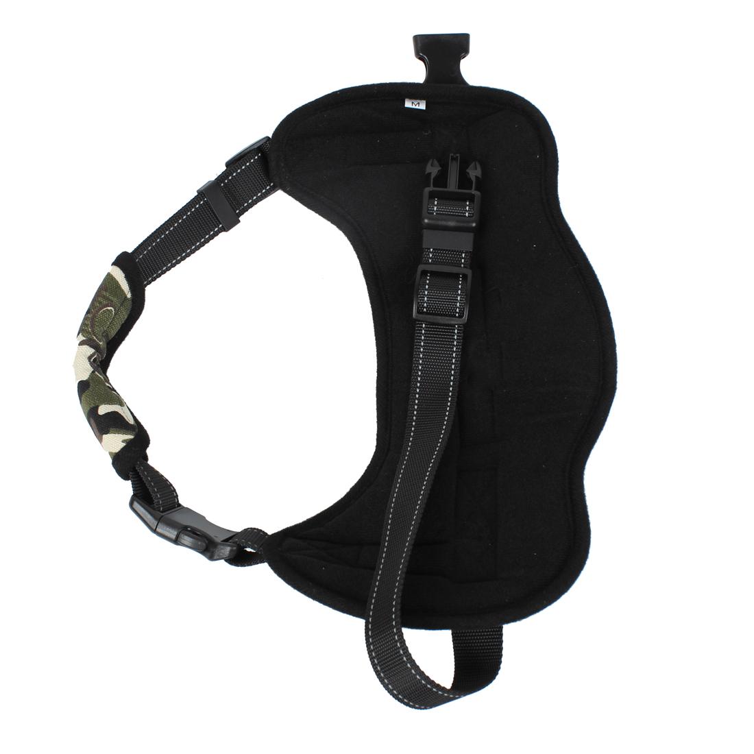 Unique Bargains Pet Dog Puppy Release Buckle Hook Camouflage Pattern Harness Vest Size 2XL - image 2 de 3