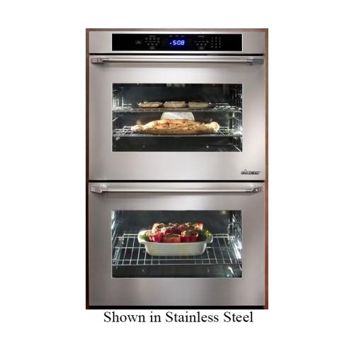 "Dacor DTO230S 30"" Double Electric Wall Oven"