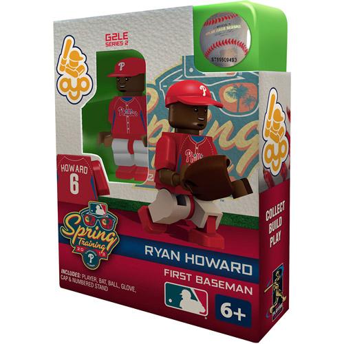 OYO MLB Spring Training 2013 Phillies Ryan Howard Mini Action Figure