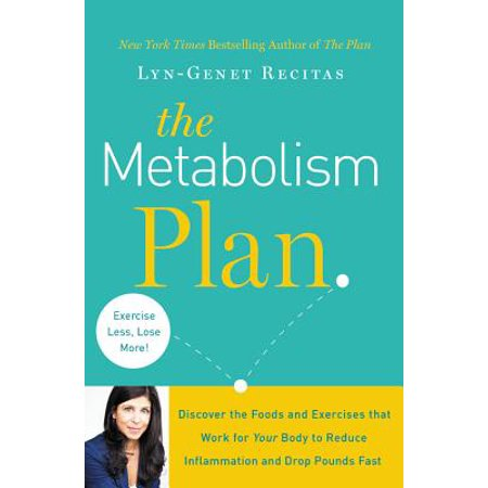 The Metabolism Plan : Discover the Foods and Exercises that Work for Your Body to Reduce Inflammation and Drop Pounds