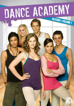 Dance Academy: Season 1, Volume 1 (DVD) by New Video Group, Inc.