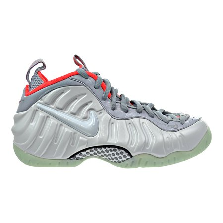 c9c594f39ff Nike Air Foamposite Pro Premium Men s Shoes Pure Platinum Wolf ...