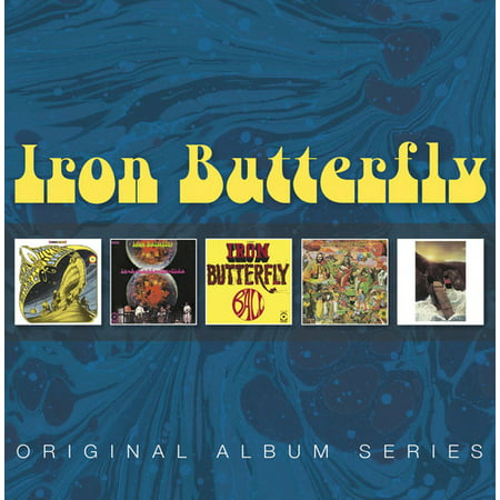 Original Album Series (CD) -