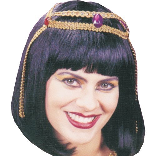 Cleopatra Wig Adult Halloween Accessory