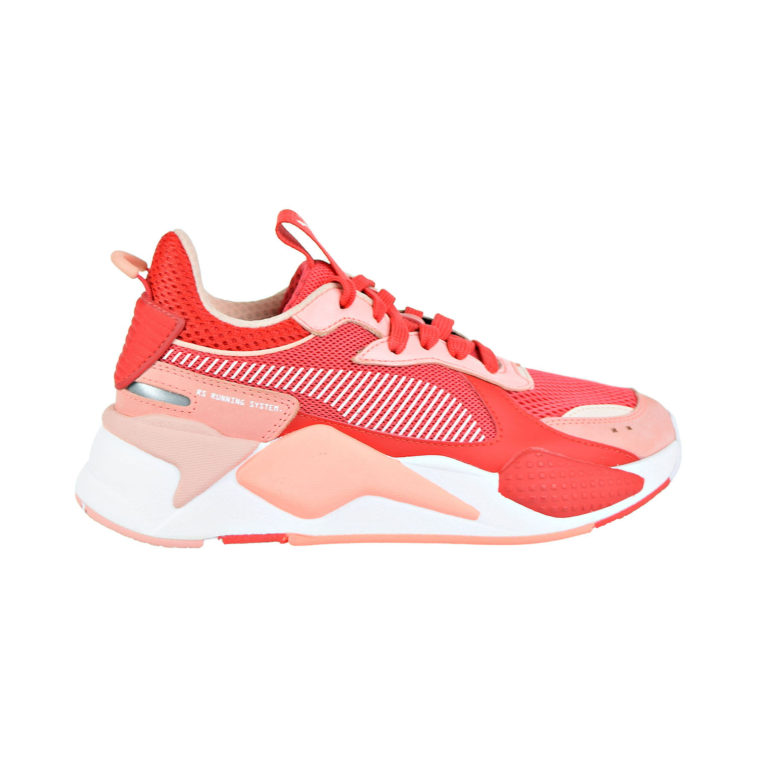 Puma RS-X Toys Women's Sneakers Bright Peach/High Risk Red 370750-07 -  Walmart.com